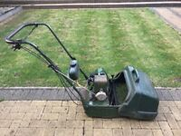 ATCO Cylinder Petrol Lawn Mower. Self Propelled. Self Drive