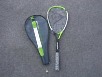 Dunlop Tempo Graphite Junior Squash Racket