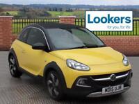Vauxhall Adam ROCKS AIR (yellow) 2015-08-06