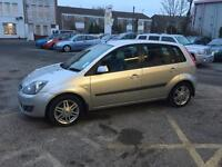 Ford Fiesta Ghia, 2006, top of the range, long mot, £1500