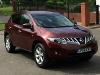 LHD 2009 NISSAN MURANO 3.5 V6 PETROL*FACE LIFT*LOW MILEAGE*LEFT HAND DRIVE