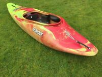 Dagger Outlaw Kayak & Paddle