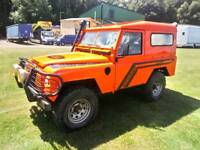 Land rover series 2a off road for sale