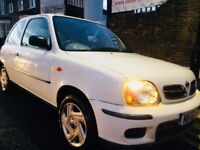 ****URGENT SALE NEED GONE TODAY****53.000 MILES MICRA 2002 WITH TAX AND MOT TILL OCT 2018!!!