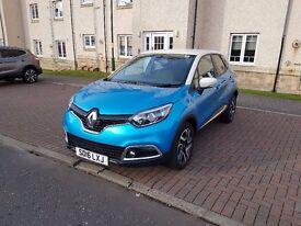 Renault Captur 1.5 dCi ENERGY Dynamique Nav Hatchback 5dr Diesel Manual (start/stop) LOW MILAGE