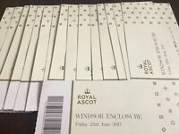 Only £28 per ticket - Royal Ascot Friday Windsor Enclosure Tickets