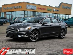 2017 Ford Fusion SE~Sunroof~Power Seat~Bluetooth~