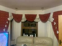Curtains - swags and tails