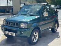 For sale Suzuki jimny 1.3 convertible 2000£