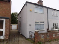 Reduced spacious 2 Bed House, Close to Leagrave Train Station, Challney, Motorway, Hospital, No DSS.