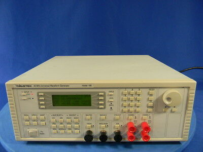 Wavetek 195 Arbitrary Waveform Generator