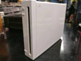 Nintendo Wii Video Game Console Unit