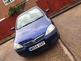 Vauxhall Corsa 1ltr 11 months mot