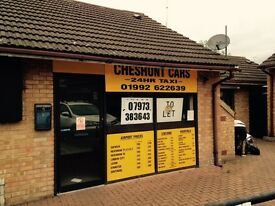 Shop Unit to Rent central Cheshunt