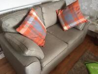 2 x 2 seat sofa