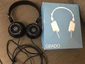 Grado Headphones SR80e 🎧 Hand Made in Brooklyn NYC