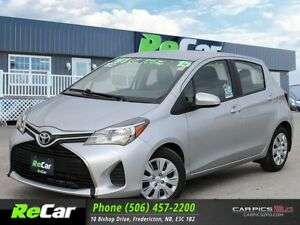 2015 Toyota Yaris LE AUTO | BLUETOOTH | ONLY $59/WK TAX INC....