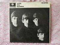 Beatles LP's x 4