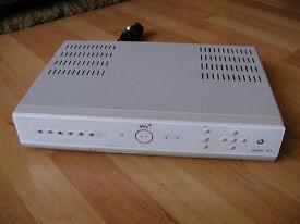 AMSTRAD SKY+ SATELLITE TV RECEIVER, 80GB STORAGE