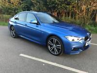 BMW 320d XDRIVE MSPORT 2016 / 66 px swap VW AUDI MERC GOLF FOCUS DIESEL