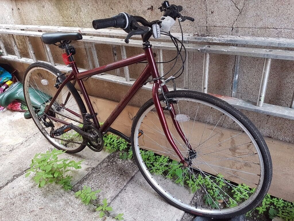Bike for salein Brighton, East SussexGumtree - Bike for sale. Good condition. Could do with a service but works perfectly well. First person to see will buy it