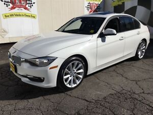 2013 BMW 3 Series 320i xDrive, Leather, Sunroof, AWD, Only 25,00