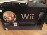 Nintendo Wii Fit Plus Pack - Black
