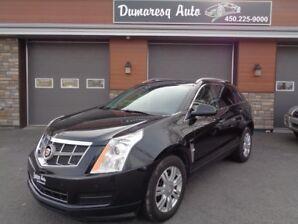 2012 Cadillac SRX Luxury, toit pano, cuir, démarreur a distance, AWD