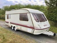 5 berth Elddis Crusader Twin Axle caravan for sale