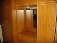 schreiber wardrobes 2 double vanity unit chest of drawers dressing table