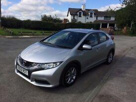 Honda Civic 1.4 i-VTEC SE Hatchback 5dr LOW MILEAGE+ GOOD CONDITION