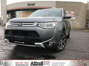 2015 Mitsubishi Outlander, Bluetooth, Navigation, Backup Camera