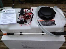 ATV/Quad- NEW & UNUSED NorthStar Power Sprayer 12V for Chemical Weed Control/Fertiliser