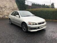 2004 Lexus IS200 LE Auto, Full Years MOT, Top Spec, 2.0 Petrol, RWD 320 A4 Sport £1200