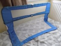 Lindam bed safety guard / rail