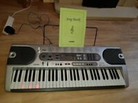 Casio LK-70s Electronic Keyboard With Key Lighting System