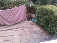 PCH, 1 Bed GFF. With own garden. Dogs allowed.