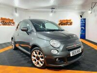 2015 FIAT 500 S ** LOW MILES ** FIAT SERVICE HISTORY ** FINANCE AVAILABLE