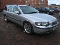 2004 Volvo V70 2.4 D5 Estate Diesel Manual, Drives Excellently. HPi Clear