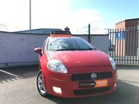 2006 Fiat Grande Punto 1.4 Active Sport 3Dr Petrol Manual 53k Miles