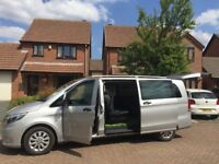 8 seaters airport transfers luxury taxi transfers, day trips, taxi cabs