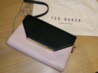 Ted Baker Denni Textured Envelope Cross body Bag - New