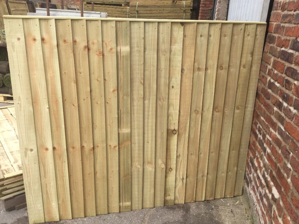 Heavy duty close board garden wooden fence panels feather edge heavy duty close board garden wooden fence panels feather edge tanalised baanklon Images