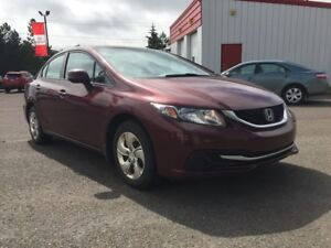 2013 Honda Civic LX. New MVI, Fresh Oil Change and ready for a n