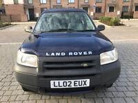 2002 LAND ROVER FREELANDER 4X4 DRIVE SUPERB,JEEP/toyota rav4/suzuki vitara/range rover