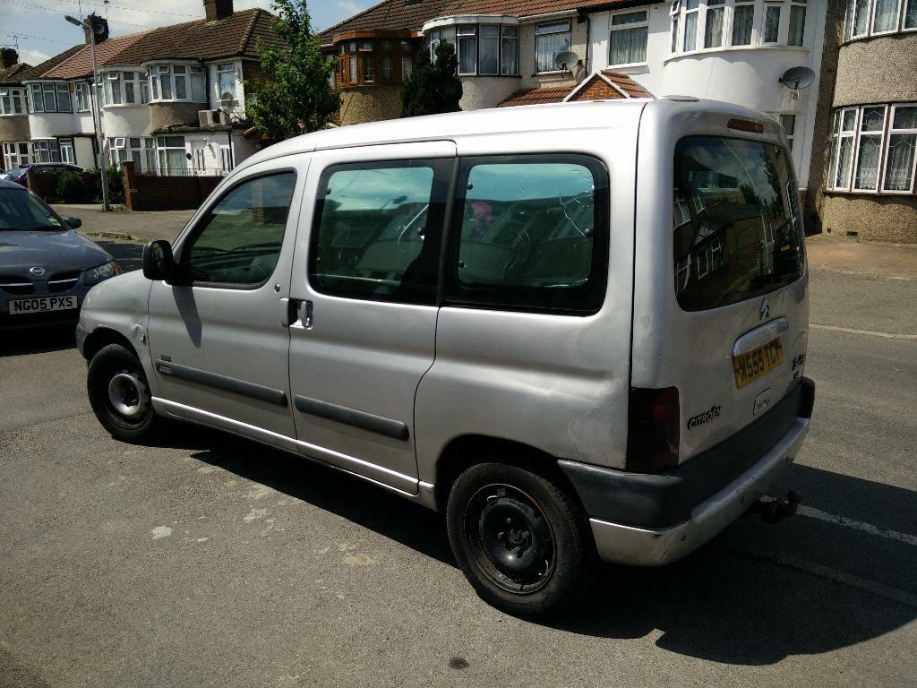 sold citroen berlingo multispace diesel 2002 in hayes london gumtree. Black Bedroom Furniture Sets. Home Design Ideas