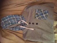 Hensleys hoodie large