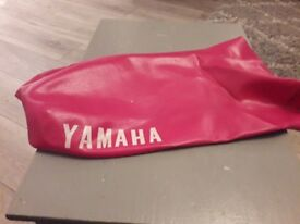 For sale 2008 yamaha pw50 genuine seat cover in pink £30