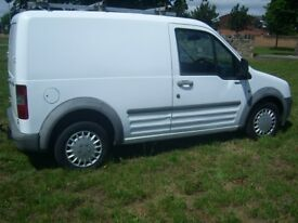 Transit Connect Van. Handy size work horse, runs and drives well. Reliable with economy.