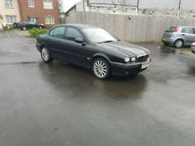 Diesel X-Type Jaguar 2005 in excellent condition 12 months mot ,px welcome